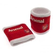 Arsenal Svettband 2-Pack - Röd/Vit