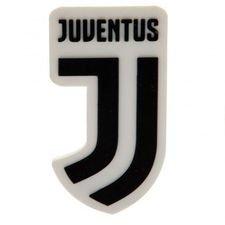 Juventus Kylskåpsmagnet 3D - Svart