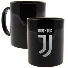 Juventus Värmekänslig Mugg - Svart