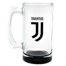 Juventus Ölglas - Vit/Svart