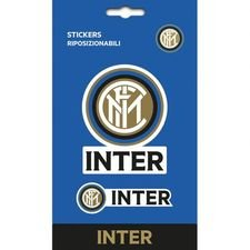 Inter Klistermärke - Blå