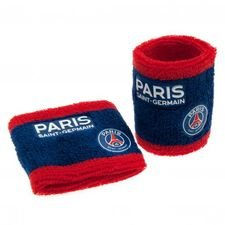 Paris Saint-Germain Svettband 2-Pack - Blå/Röd