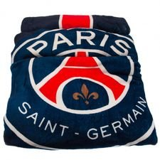 Paris Saint-Germain Fleece Filt - Blå