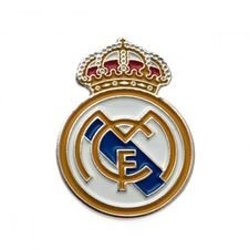 Real Madrid Badge - Vit/Blå/Gul