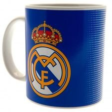 Real Madrid Mugg - Blå