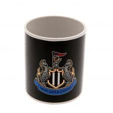 Newcastle United Mugg - Svart