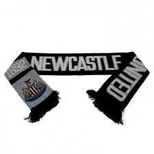 Newcastle United Halsduk - Svart