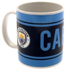 Manchester City Mugg - Blå