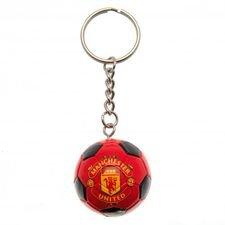 Manchester United Nyckelring - Röd/Svart