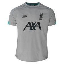 Liverpool Tränings T-Shirt - Grå Barn