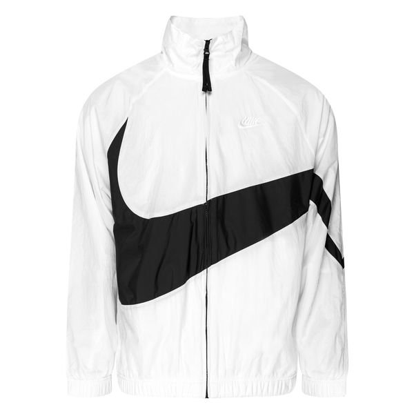 huge selection of website for discount low priced Nike Jacke NSW Woven - Weiß/Schwarz