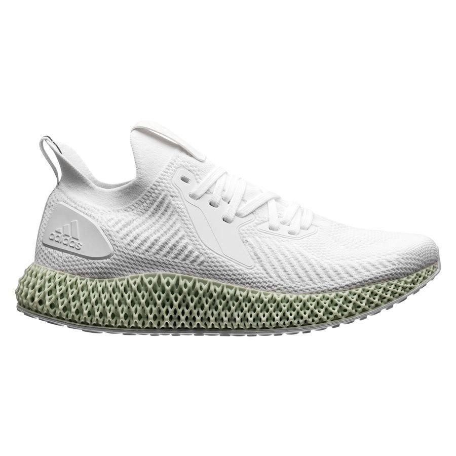 Bilde av Adidas Alphaedge 4d - Hvit/grå/grønn Limited Edition