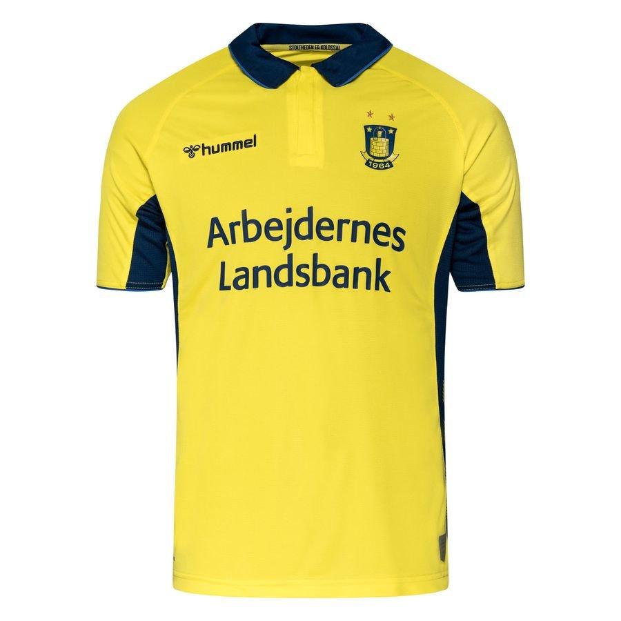 Brøndby IF Hjemmebanetrøje 2019/20 thumbnail