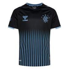 Rangers FC Auswärtstrikot 2019/20 Kinder