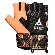 Select Keepershandschoenen Futsal LIGA 33 - Zwart/Oranje