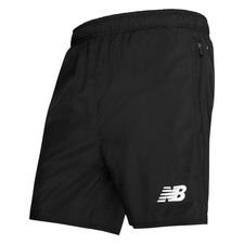 Liverpool Coach Shorts - Schwarz