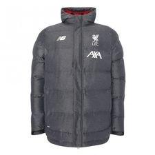 Liverpool Manager Jacka - Grå