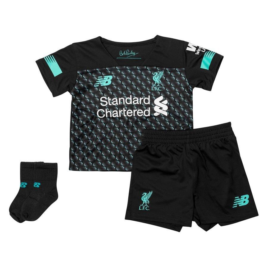 Liverpool 3. Trøje 2019/20 Baby-Kit Børn