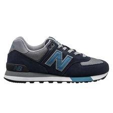 New Balance Sneaker 574 - Navy/grau