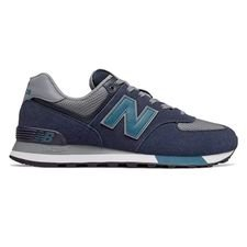 New Balance 574 - Navy/Grau