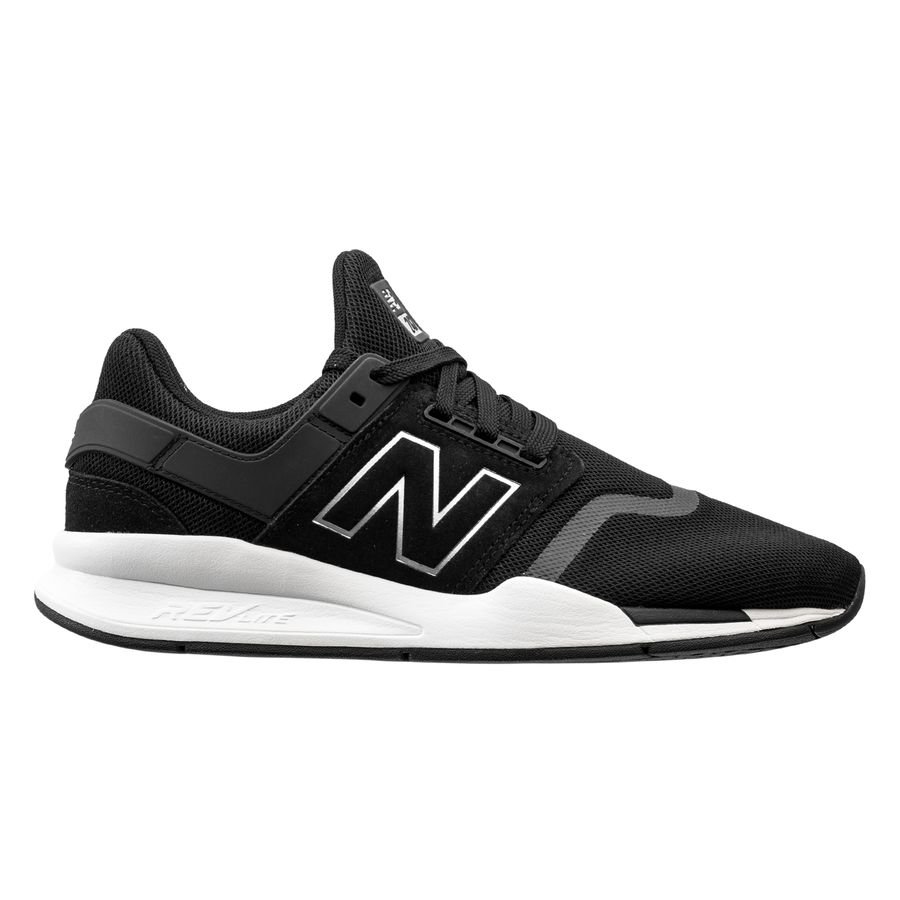 New Balance 247 - Black/White | www