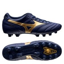 Mizuno Morelia II Made in Japan FG - Navy/Goud