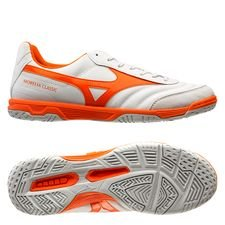Mizuno Sala Classic IN - Vit/Orange