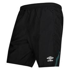 Werder Bremen Shorts - Svart/Grön