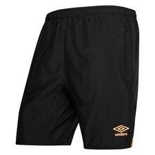 PSV Eindhoven Shorts - Svart/Orange Barn