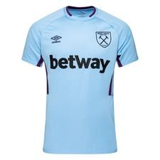 West Ham United Tränings T-Shirt - Blå/Svart