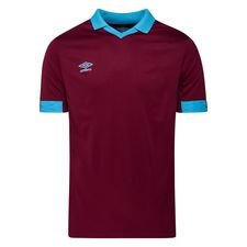 Umbro Trikot Club Essential - Bordeaux/Hellblau
