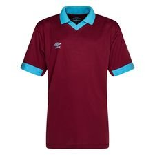 Umbro Trikot Club Essential - Bordeaux/Hellblau Kinder