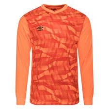 Umbro Torwarttrikot Club Essential - Orange/Schwarz