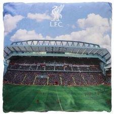 Liverpool LED Kudde - Blå