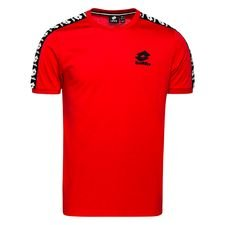 Lotto T-Shirt Athletica III - Rot/Schwarz