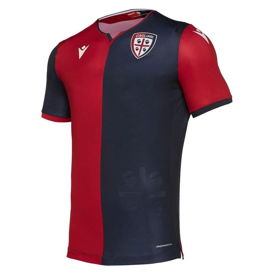 Cagliari Hjemmebanetrøje 2019/20