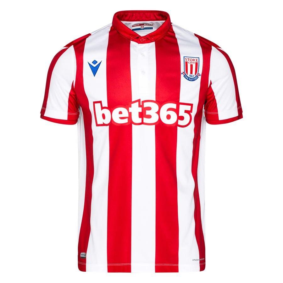 Stoke City Hjemmebanetrøje 2019/20
