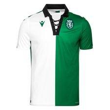 Sporting Lissabon Fotbollströja Authentic Stromp 2019/20