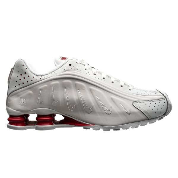 brand new 100% high quality promo code Nike Shox NJR R4 - Platinum LIMITED EDITION
