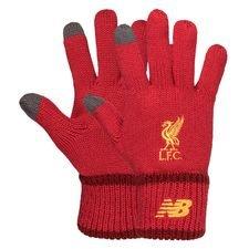 Liverpool Handskar - Röd