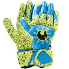 Uhlsport Keepershandschoenen Radar Control Supergrip Reflex - Blauw/Fluo Yellow