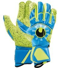Uhlsport Keepershandschoenen Radar Control Supergrip - Blauw/Fluo Yellow