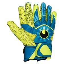 Uhlsport Keepershandschoenen Radar Control Supergrip Finger Surround - Blauw/Flu