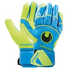 Uhlsport Keepershandschoenen Radar Control Absolutgrip Reflex - Blauw/Fluo Yello