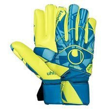 Uhlsport Torwarthandschuhe Radar Control Absolutgrip HN - Blau/Gelb