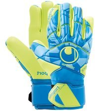 Uhlsport Keepershandschoenen Radar Control Supersoft HN - Blauw/Fluo Yellow
