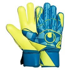 Uhlsport Torwarthandschuhe Radar Control Supersoft - Blau/Gelb