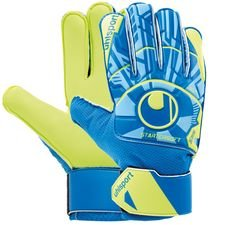 Uhlsport Keepershandschoenen Radar Control Starter Soft - Blauw/Fluo Yellow Kind