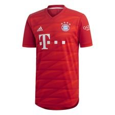 FC Bayern Home Authentic Jersey Röd