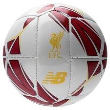 Liverpool Fotboll Dispatch Mini - Vit/Bordeaux